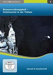 Schatzsuche in der Tiefsee - Ein Unterrichtsmedium auf DVD