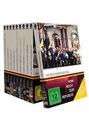 Reihe: Vom Reich zur Republik (10 DVDs) - Ein Unterrichtsmedium auf DVD