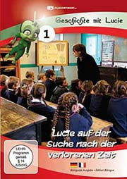 Lucie auf der Suche nach der verlorenen Zeit - Ein Unterrichtsmedium auf DVD
