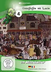 Lucie im Mittelalter - Ein Unterrichtsmedium auf DVD