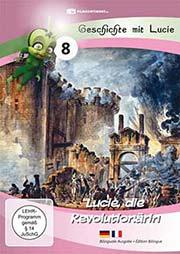 Geschichte mit Lucie / Lucie raconte l'Histoire - Ein Unterrichtsmedium auf DVD