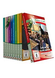 Reihe: Geschichte mit Lucie / Lucie raconte l'histoire (10 DVDs) - Ein Unterrichtsmedium auf DVD