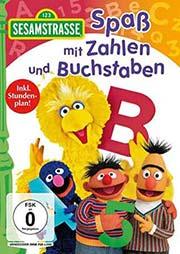 Sesamstrasse - Ein Unterrichtsmedium auf DVD