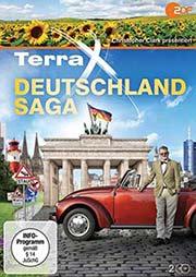 Terra X - Deutschland Saga [2 DVDs] - Ein Unterrichtsmedium auf DVD