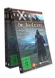 Reihe: Terra X - Die Kelten (3 DVDs) - Ein Unterrichtsmedium auf DVD