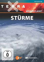 Terra X - Wilder Planet - Teil 3: St�rme - Ein Unterrichtsmedium auf DVD