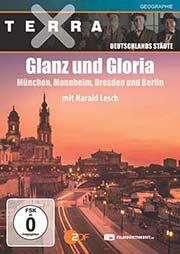 Terra X - Deutschlands St�dte - Teil 2: Glanz und Gloria - Ein Unterrichtsmedium auf DVD