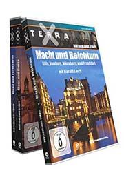 Reihe: Deutschlands Städte (3 DVDs) - Ein Unterrichtsmedium auf DVD