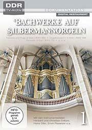Bachwerke auf Silbermann-Orgeln, Vol. 1 - Ein Unterrichtsmedium auf DVD