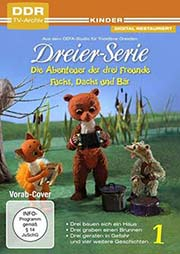 Dreier-Serie, Vol. 1 - Ein Unterrichtsmedium auf DVD