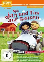 Mit Jan und Tini auf Reisen Box 1 [2 DVDs] - Ein Unterrichtsmedium auf DVD