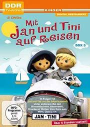 Mit Jan und Tini auf Reisen Box 3 [2 DVDs] - Ein Unterrichtsmedium auf DVD