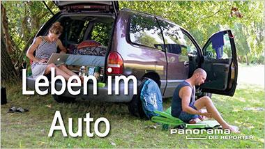 Leben im Auto - Ein Unterrichtsmedium auf DVD