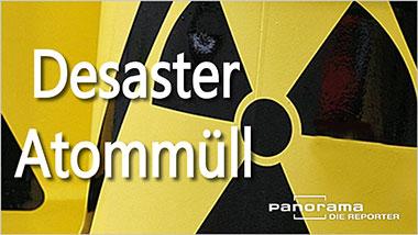 Desaster Atommüll - Ein Unterrichtsmedium auf DVD