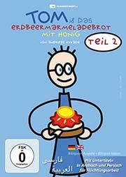 Tom und das Erdbeermarmeladebrot mit Honig - Teil II - Ein Unterrichtsmedium auf DVD