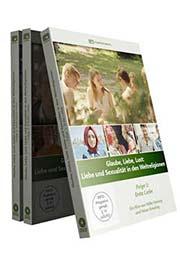 Reihe: Glaube, Liebe, Lust: Liebe und Sexualität in den Weltreligionen (3 DVDs) - Ein Unterrichtsmedium auf DVD