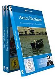 Bundle Literaturverfilmungen nach Siegfried Lenz [3 DVD�s] - Ein Unterrichtsmedium auf DVD