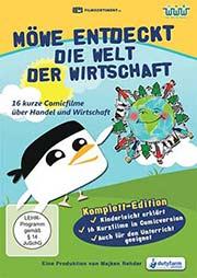 Möwe entdeckt die Welt der Wirtschaft - Ein Unterrichtsmedium auf DVD