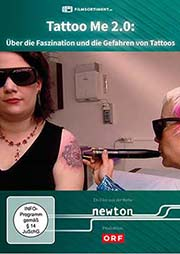 Tattoo Me 2.0: Über die Faszination und die Gefahren von Tattoos - Ein Unterrichtsmedium auf DVD