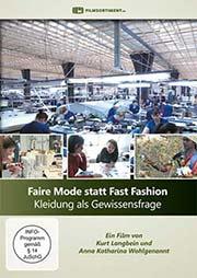 Faire Mode statt Fast Fashion - Ein Unterrichtsmedium auf DVD