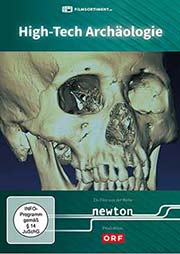High-Tech Archäologie - Ein Unterrichtsmedium auf DVD