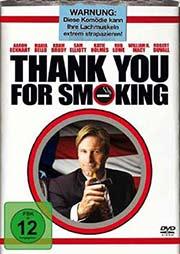 Thank You For Smoking - Ein Unterrichtsmedium auf DVD