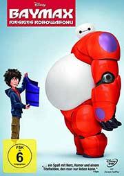 Baymax - Ein Unterrichtsmedium auf DVD
