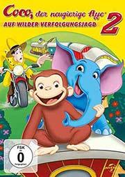 Coco, der neugierige Affe - 2 - Ein Unterrichtsmedium auf DVD