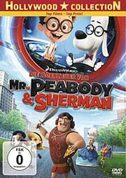 Die Abenteuer von Mr. Peabody & Sherman - Ein Unterrichtsmedium auf DVD
