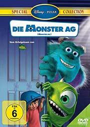 Die Monster AG - Ein Unterrichtsmedium auf DVD