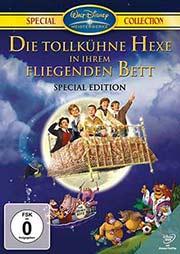 Die tollk�hne Hexe in ihrem fliegenden Bett - Ein Unterrichtsmedium auf DVD