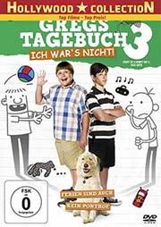 Gregs Tagebuch 3 - Ich war's nicht - Ein Unterrichtsmedium auf DVD