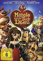 Manolo und das Buch des Lebens - Ein Unterrichtsmedium auf DVD