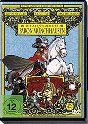 Die Abenteuer des Baron M�nchhausen - Ein Unterrichtsmedium auf DVD