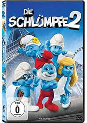 Die Schlümpfe 2 - Ein Unterrichtsmedium auf DVD