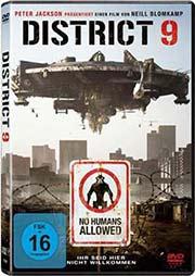 District 9 - Ein Unterrichtsmedium auf DVD