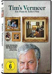 Tim's Vermeer - Ein Unterrichtsmedium auf DVD