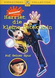 Harriet, die kleine Detektivin - Ein Unterrichtsmedium auf DVD