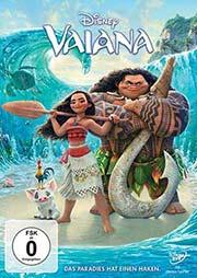 Vaiana - Ein Unterrichtsmedium auf DVD