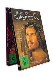 Jesus Christ Superstar - Version 1972 und Version 2012 [2 DVDs] - Ein Unterrichtsmedium auf DVD