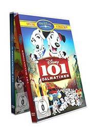 101 Dalmatiner - Teil 1 und 2 [2 DVDs] - Ein Unterrichtsmedium auf DVD