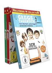 Gregs Tagebuch - Die Trilogie [3 DVDs]