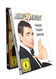 Reihe: Johnny English (2 DVDs) - Ein Unterrichtsmedium auf DVD