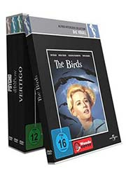 Alfred Hitchcock (4 DVDs) - Ein Unterrichtsmedium auf DVD