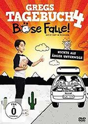 Gregs Tagebuch 4 - B�se Falle! - Ein Unterrichtsmedium auf DVD