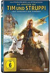 Die Abenteuer von Tim & Struppi - Ein Unterrichtsmedium auf DVD