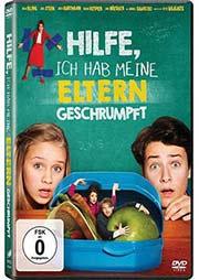 Hilfe, ich habe meine Eltern geschrumpft - Ein Unterrichtsmedium auf DVD