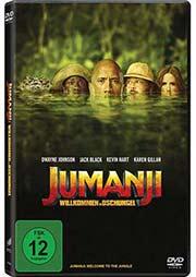Jumanji - Ein Unterrichtsmedium auf DVD