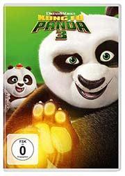 Kung Fu Panda 3 - Ein Unterrichtsmedium auf DVD