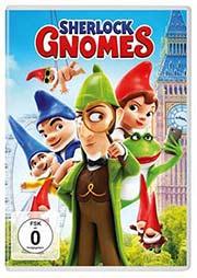 Sherlock Gnomes - Ein Unterrichtsmedium auf DVD